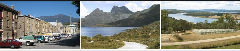 Pictures of Tasmania